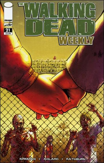 Walking Dead Weekly 21-A by Image