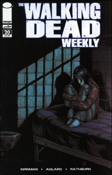 Walking Dead Weekly 20-A by Image