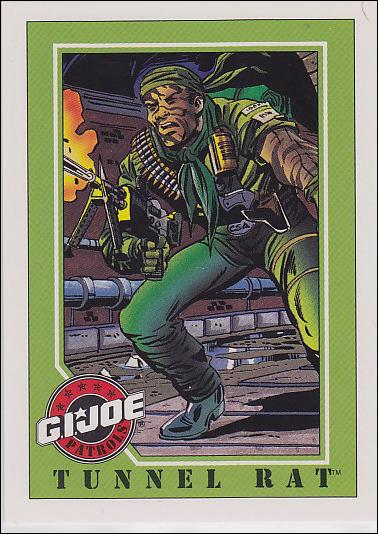 G.I. Joe (Base Set) 140-A by Impel