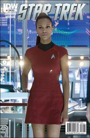 Star Trek (2011) 3-D