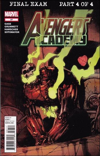 Avengers Academy 37-A by Marvel