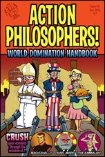 Action Philosophers 4-A by Evil Twin Comics