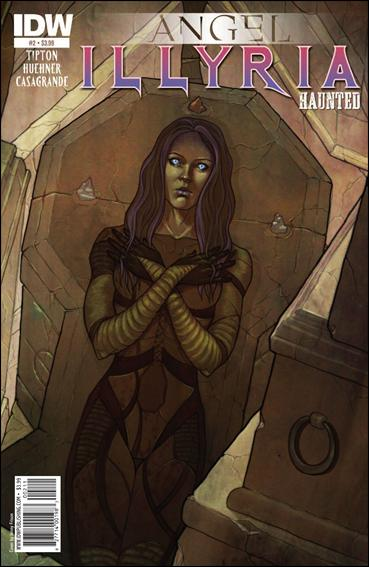 Angel: Illyria: Haunted 2-A by IDW