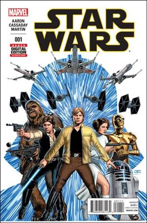 Star Wars (2015) 1-A