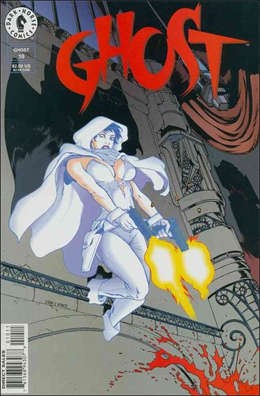 Ghost (1995) 10-A by Dark Horse