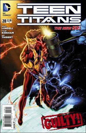 Teen Titans (2011) 28-A