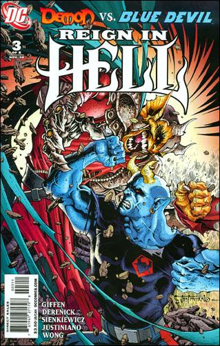Reign in Hell 3-A by DC