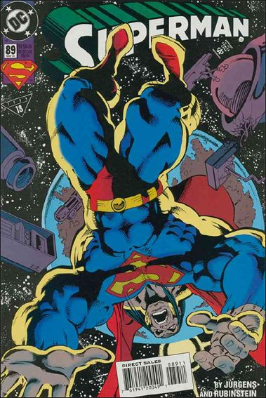 Superman (1987) 89-A by DC