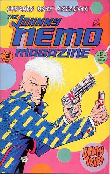 Johnny Nemo Magazine 2-A by Eclipse