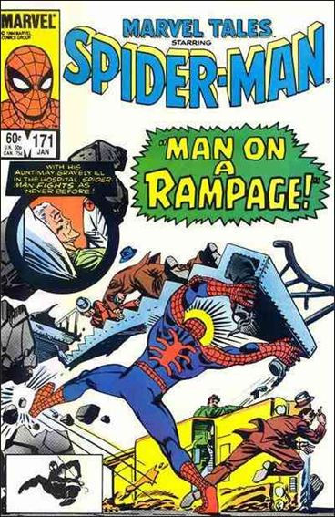 Marvel Tales (1966) 171-A by Marvel