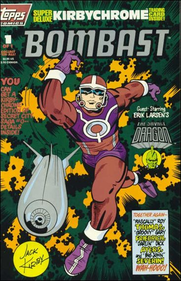 Bombast 1-A by Topps