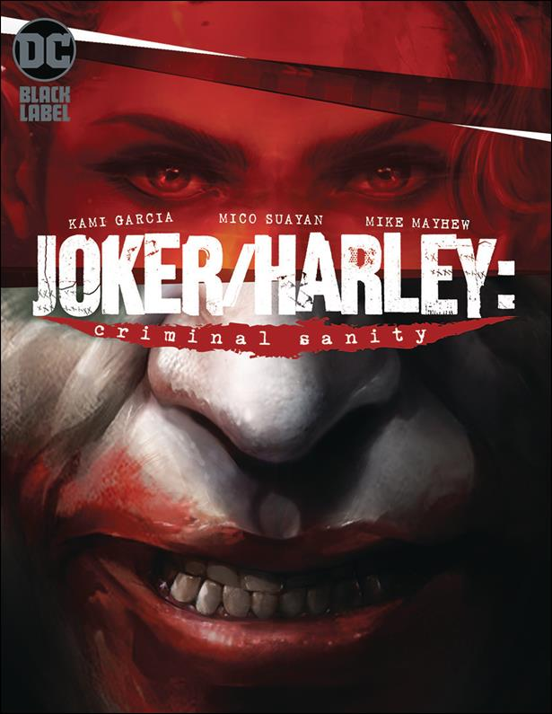Joker/Harley: Criminal Sanity 1-A by DC Black Label