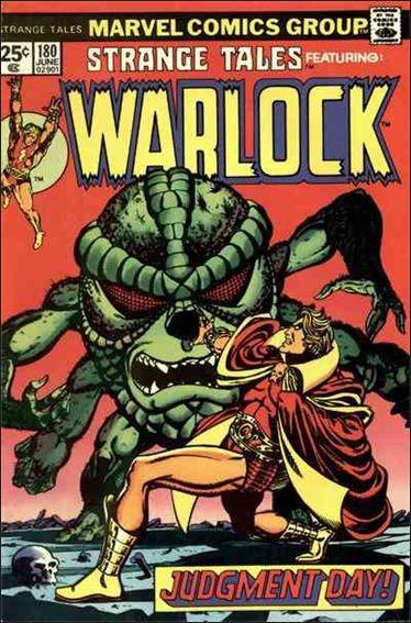 Strange Tales (1951) 180-A by Marvel