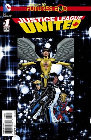 Justice League United: Futures End 1-B