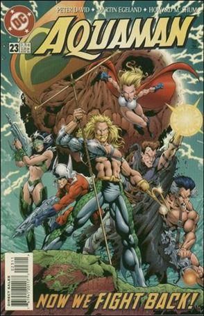 Aquaman (1994) 23-A