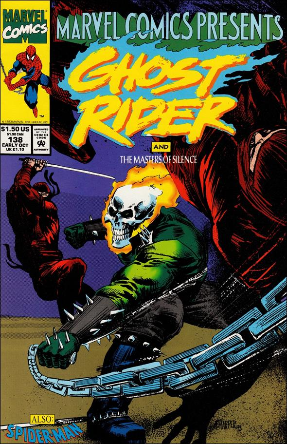 Marvel Comics Presents (1988) 138-A by Marvel
