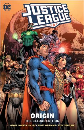 Justice League: Origin - The Deluxe Edition nn-A