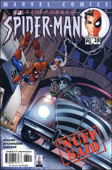 Peter Parker: Spider-Man 38-A by Marvel