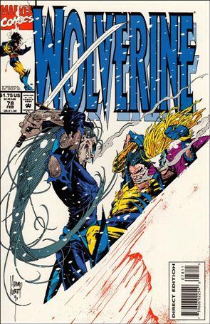 Wolverine (1988)  78-A