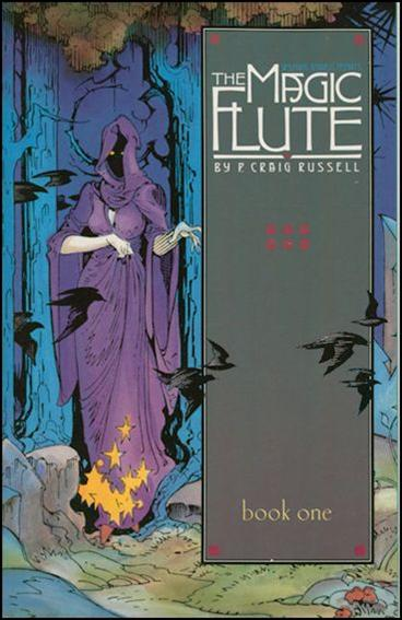 Magic Flute 1-A by Eclipse