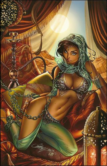 Shahrazad 0-F by Big Dog Ink