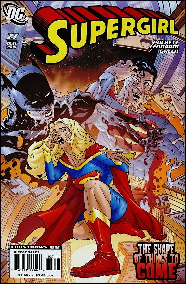 Supergirl (2005) 27-A by DC