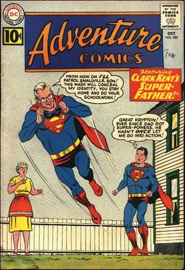 Adventure Comics (1938) 289-A by DC