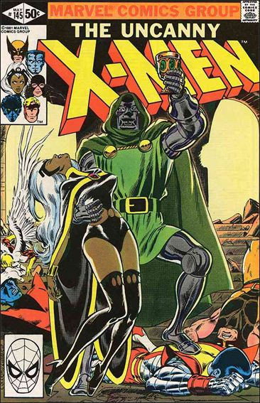 Uncanny X-Men (1981) 145-A by Marvel