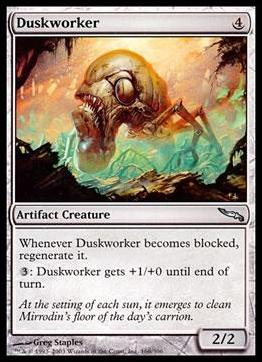 Magic the Gathering: Mirrodin (Base Set)166-A by Wizards of the Coast