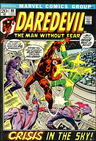 Daredevil (1964) 89-A by Marvel