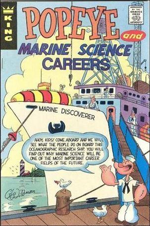 Popeye: King Educational Comics Giveaway 13-A