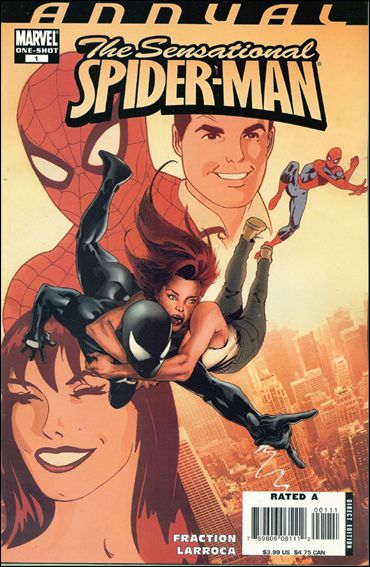 Sensational Spider-Man Annual '1'-A by Marvel