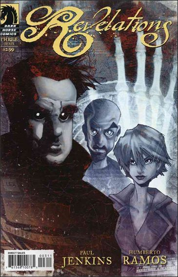 Revelations (2005) 3-A by Dark Horse