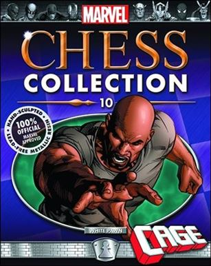 Marvel Chess Collection (UK) 10-A