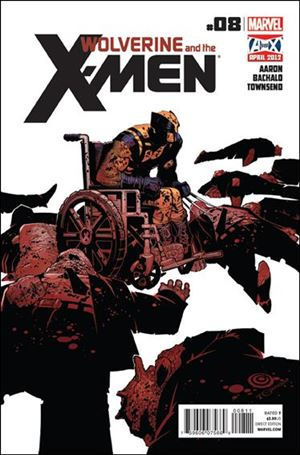 Wolverine & the X-Men 8-A
