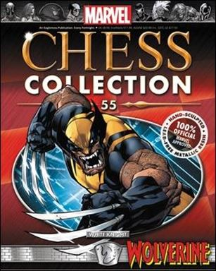 Marvel Chess Collection (UK) 55-A