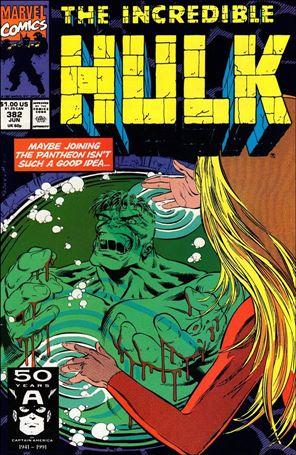 Incredible Hulk (1968) 382-A