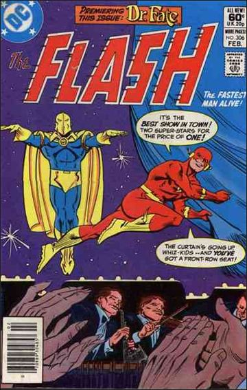 Flash (1959) 306-A by DC