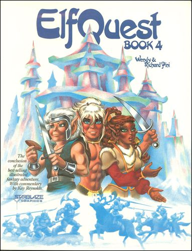 Elfquest 4-A by Donning Company