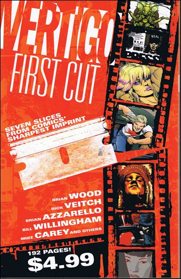 Vertigo: First Cut 1-A by Vertigo