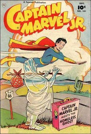 Captain Marvel Jr. 101-A