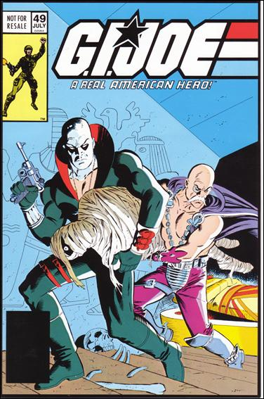 G.I. Joe: A Real American Hero 49-B by IDW