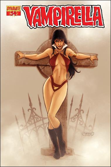 Vampirella (2010) 34-A by Dynamite Entertainment