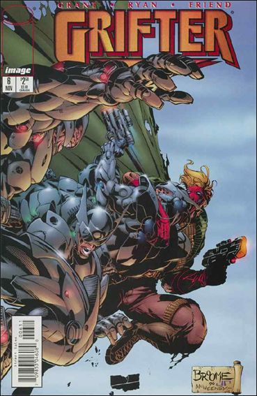 Grifter (1996) 6-A by Image