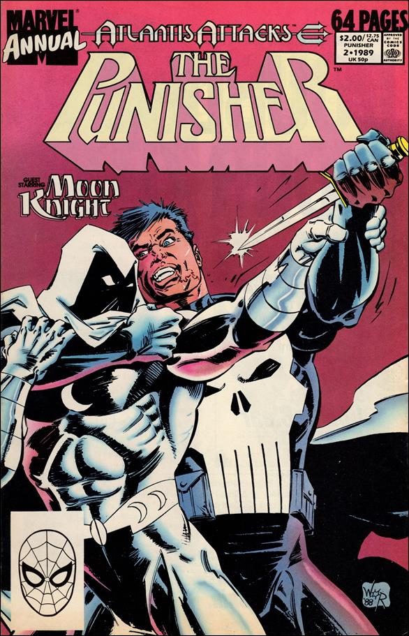 Punisher Annual 2-A by Marvel