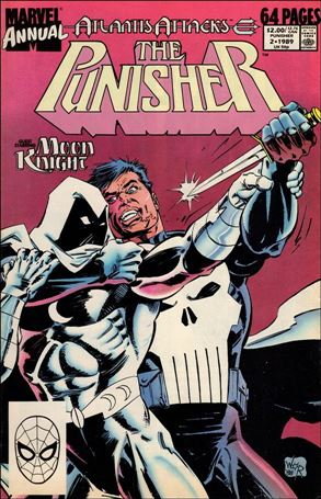 Punisher Annual 2-A