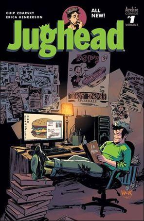 Jughead (2015) 1-D