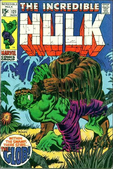 Incredible Hulk (1968) 121-A by Marvel