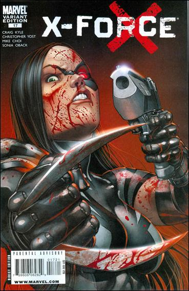 X-Force (2008) 17-B by Marvel