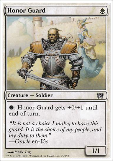 Magic the Gathering: 8th Edition (Base Set)25-A by Wizards of the Coast